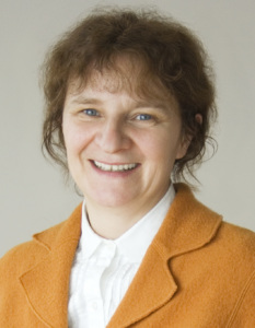 Dr. Ramona Eberhardt - Abteilungsleiterin Feinwerktechnik