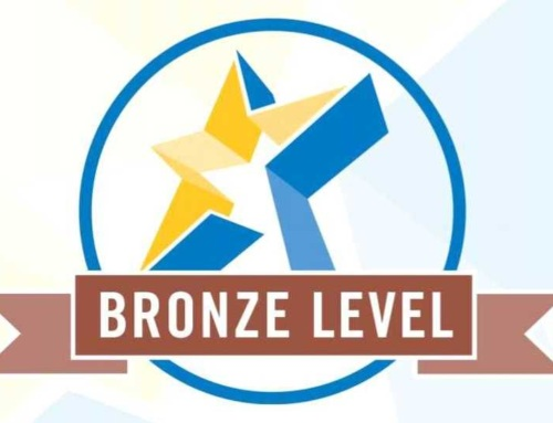 Bronze ECP2 certificate awarded